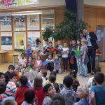 Carsten Schulte richtete sehr persönliche Worte an die Schulgemeinschaft.